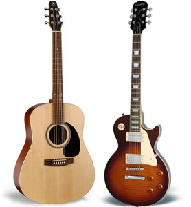 Acoustic or Electric?