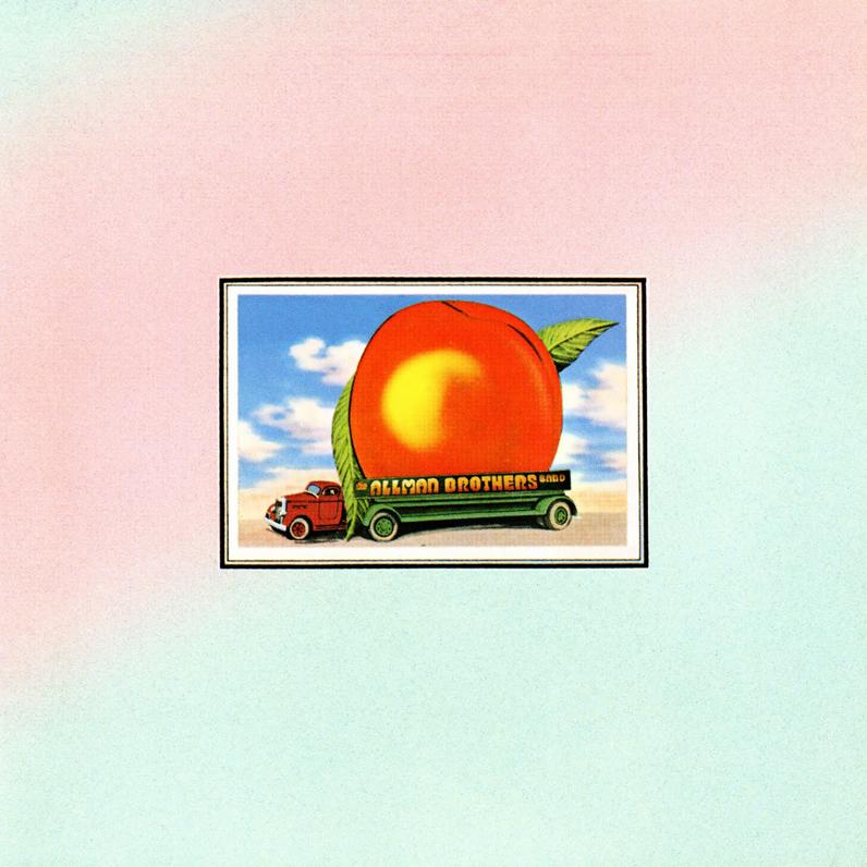 Eat A Peach - The Allman Brothers