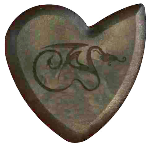 Original Dragon's Heart Pick