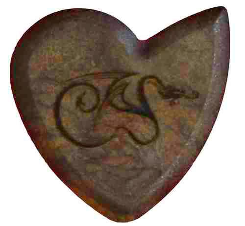 Hardened DRAGON'S HEART PICK