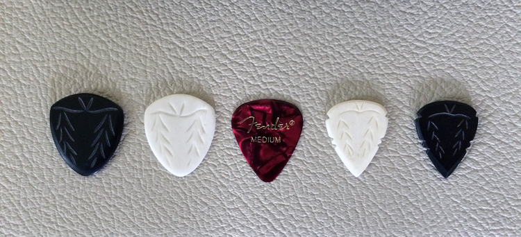 Mark Starlin Iron Age Guitar Pick Review