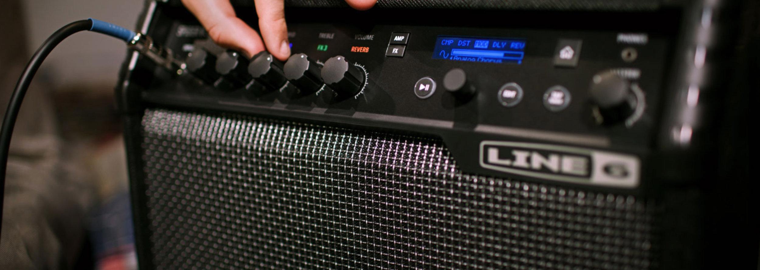 V 30 MKII Watt Line 6 Guitar Combo Amplifier
