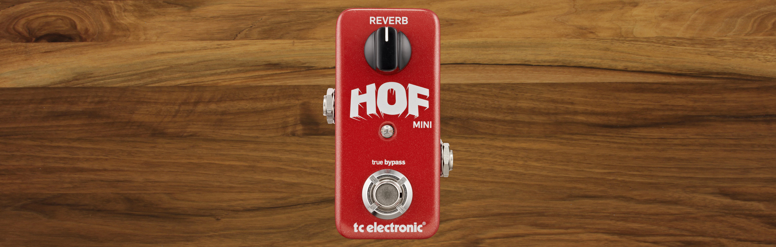 d9607ee5993 Jan 17 TC Electronic Hall Of Fame Mini Reverb Review · Mark Starlin