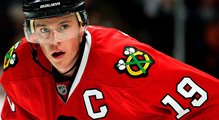 a leadership lesson from the blackhawks jonathan toews nancy beach