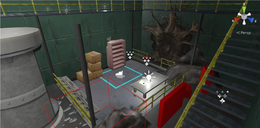 Unity Screenshots