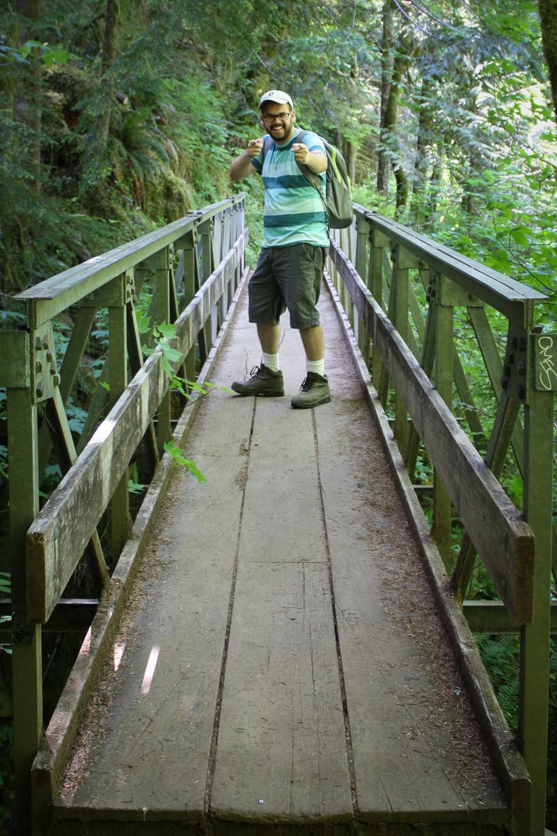 """""""I'm on a bridge. Aaaaaaallllriiiiighhhttttt."""""""