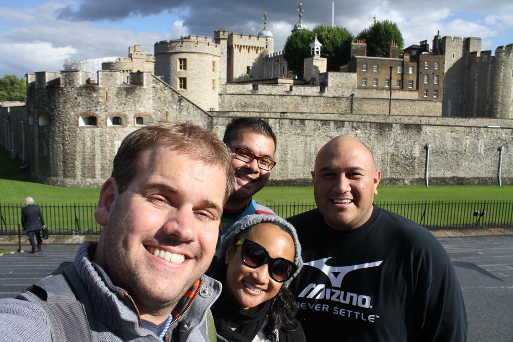 Tower of London time!