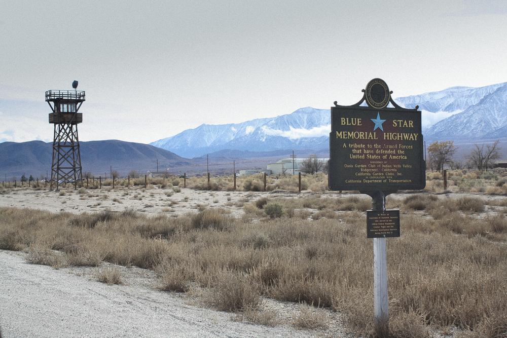 A memorial highway for those Japanese-Americans who served in WWII.