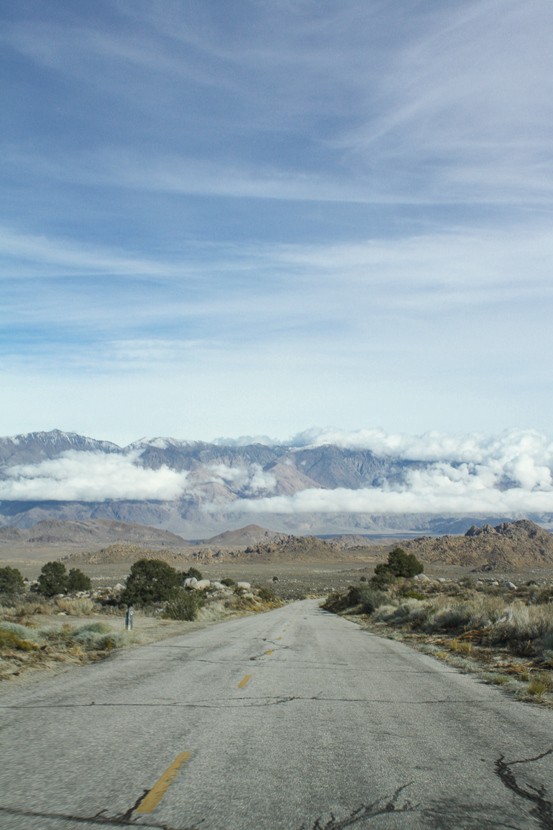 The return to Lone Pine and the Alabama Hills.