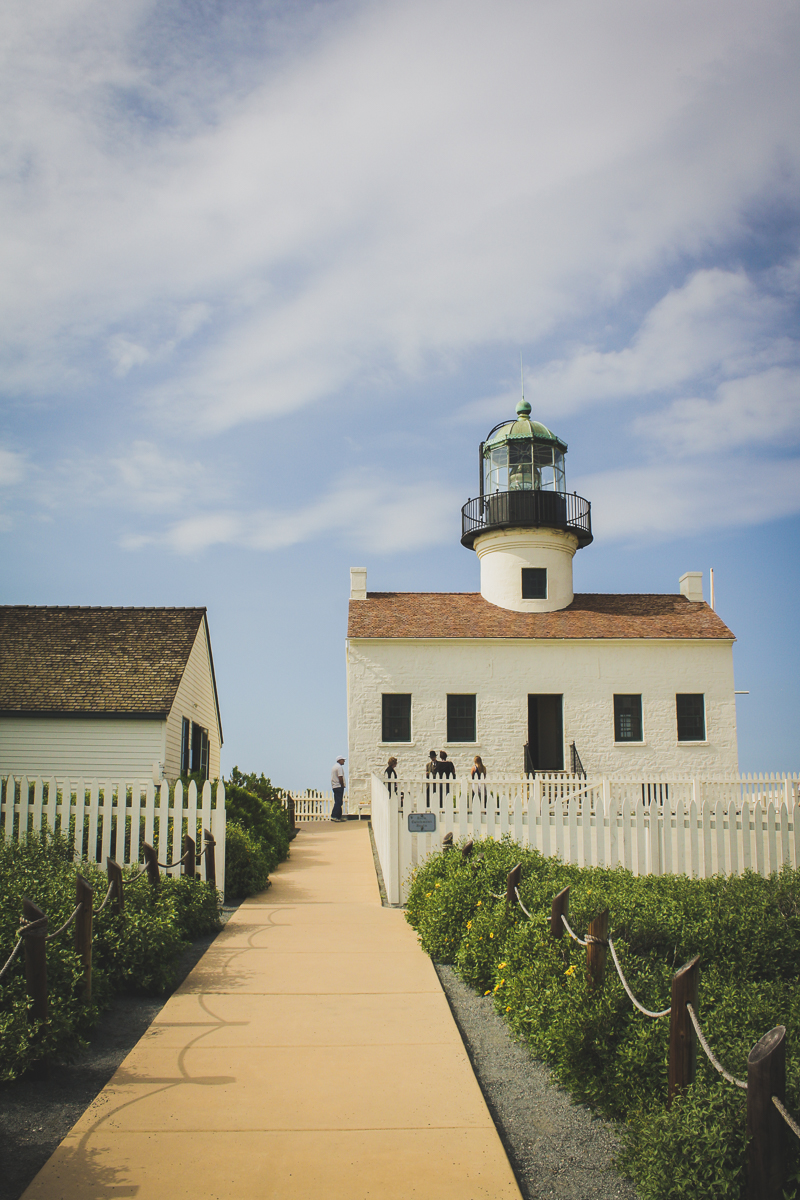 On to the Old Point Loma Lighthouse.