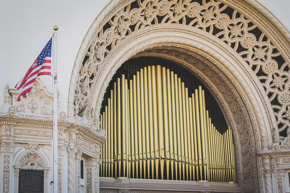 The Spreckels Organ!