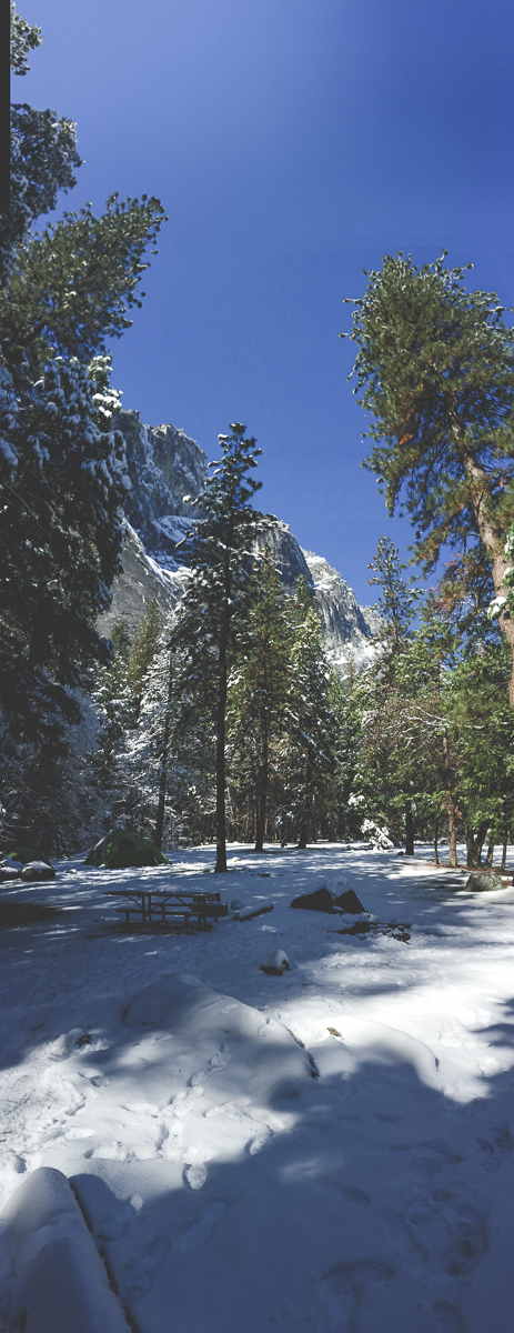 Yosemite is designed for the vertical panorama.