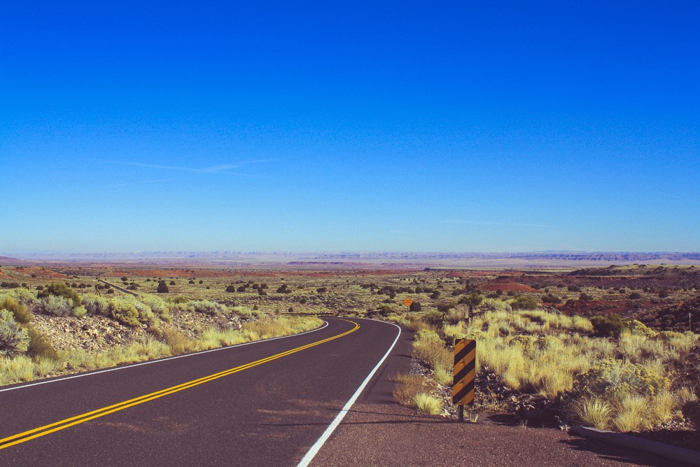 This desert vista is absolutely stunning!