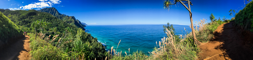 Pano of the Coast!