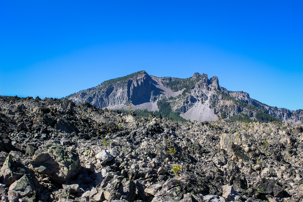 Oh, and that's Paulina Peak in the distance.