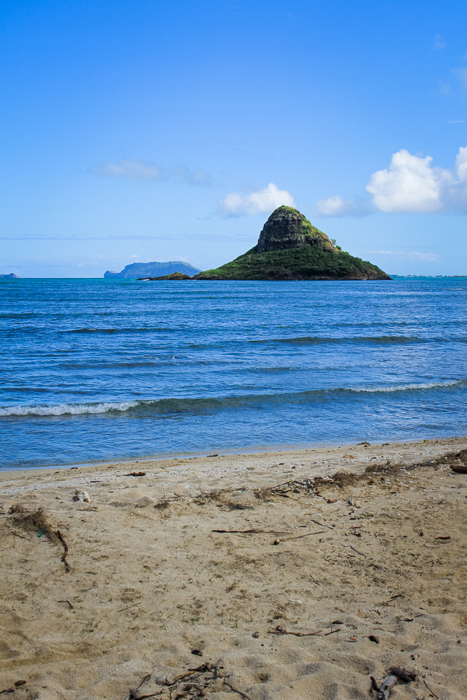 Chinaman's Hat!