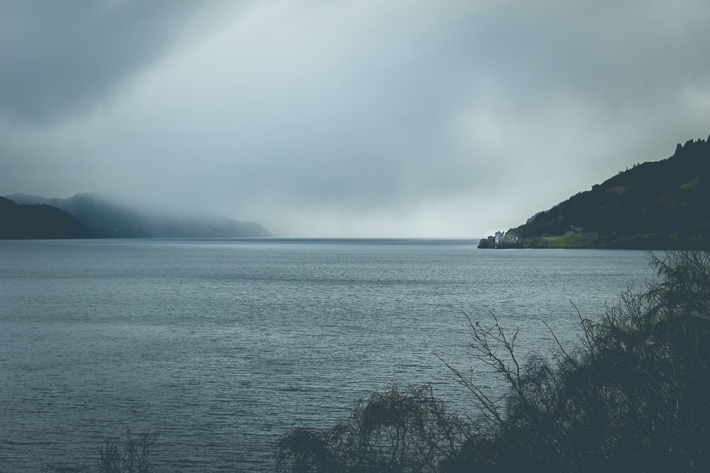 The terrifying and beautiful Loch Ness.