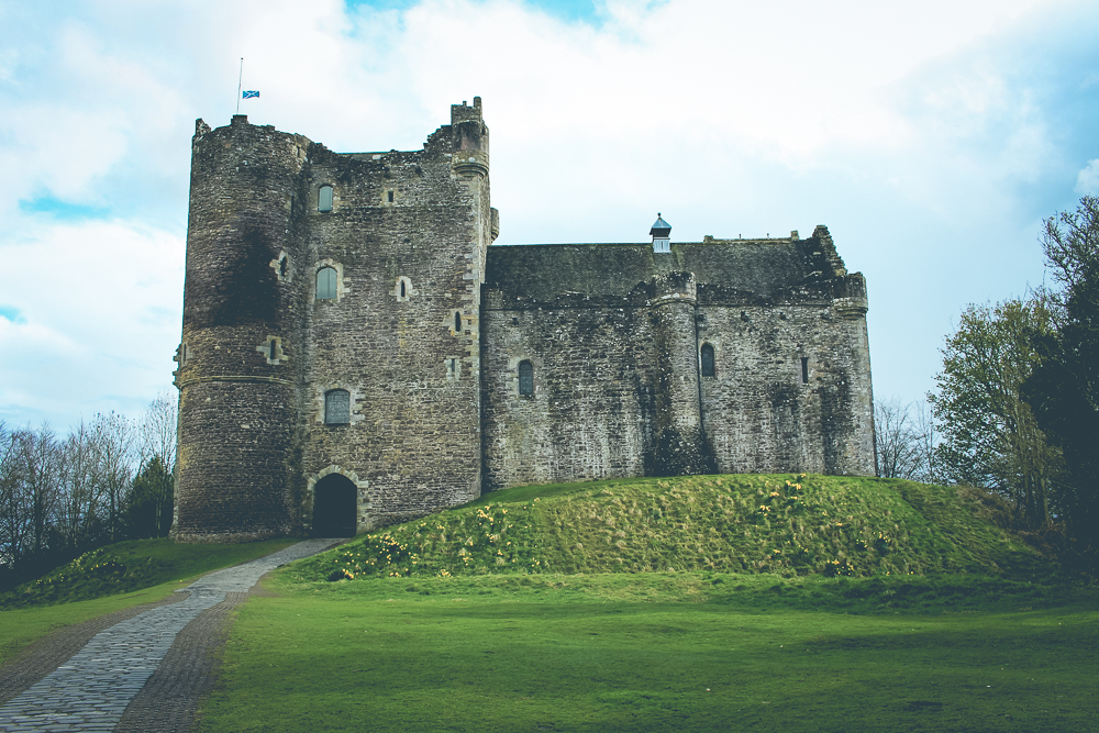 Thanks Doune Castle!