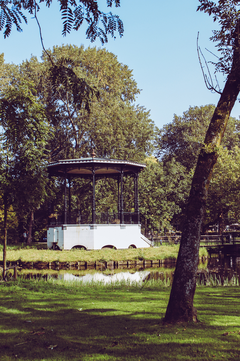 A great gazebo.