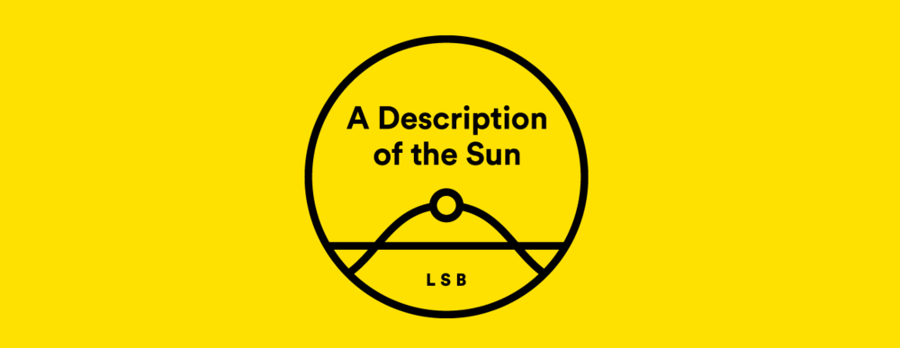 adescriptionofthesun