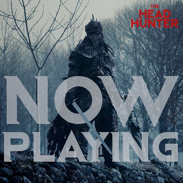 Check out @theheadhuntermovie on iTunes, On Demand, and in select theaters!