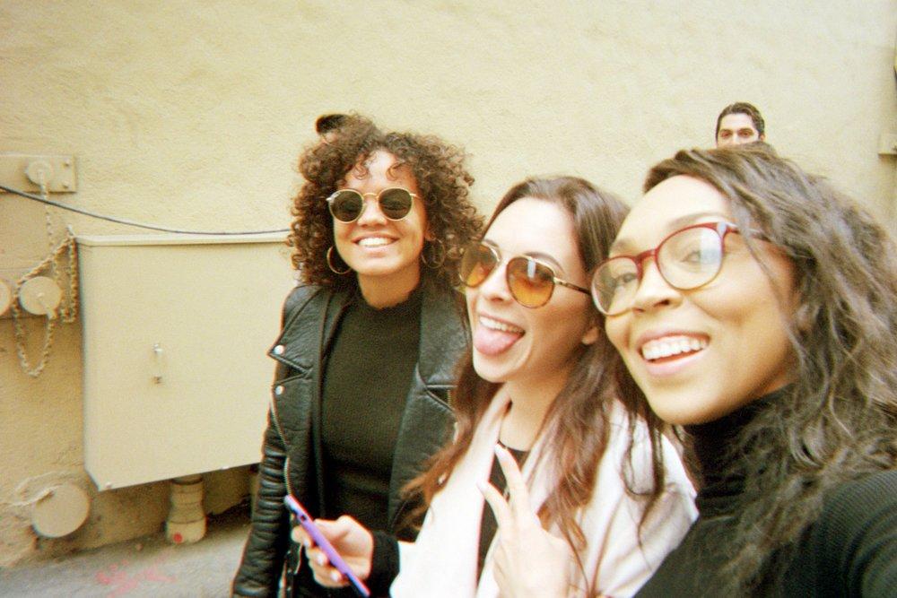 LA TRIP, Touring Sony - March