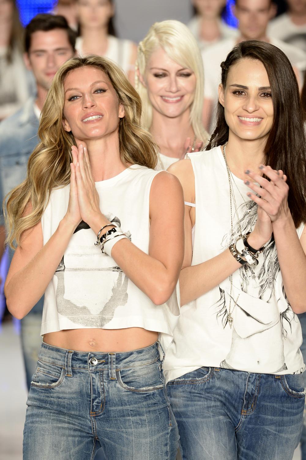 Colcci - Gisele Bundchen and Fernanda Tavares