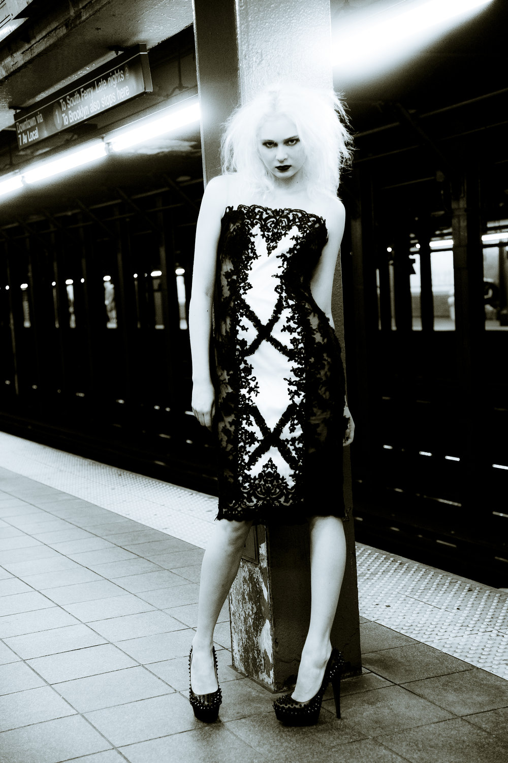 NY Subway Editorial