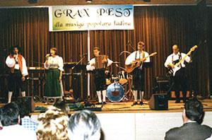 Die ULVB hat immer ladinische Liedermacher und Musiker unterstützt.