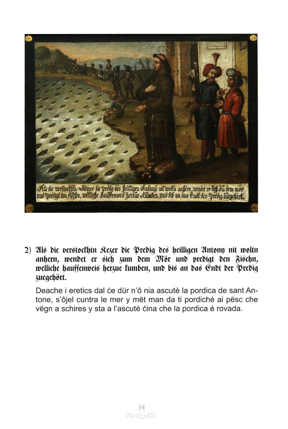 La dlijia de Sant Antone