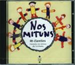 """""""Nos mituns"""" CD"""