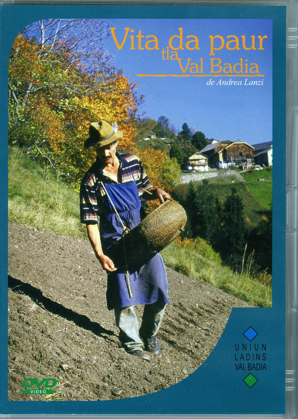 DVD Vita da paur