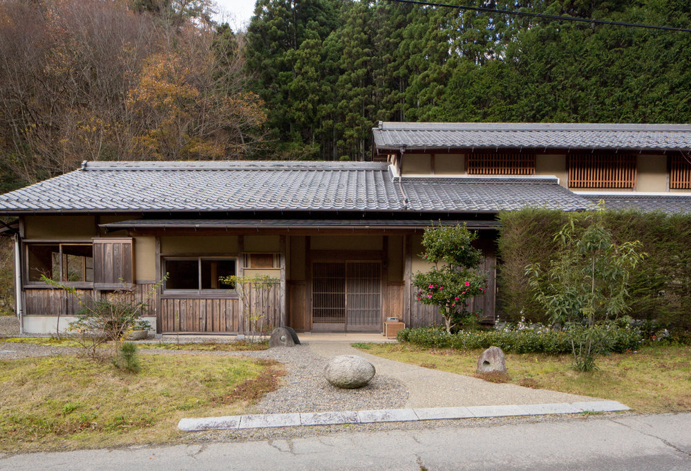 The exterior of Roan Matsuda, designed by Chef Matsuda's parents. ©TOKI