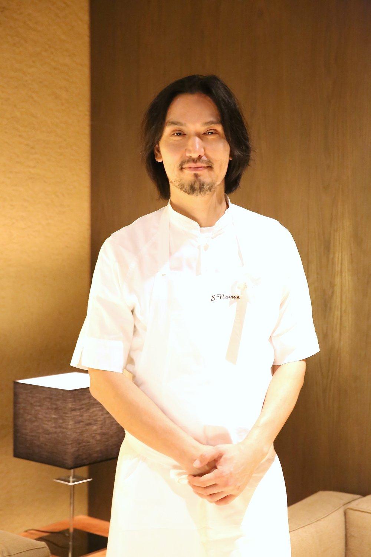 Chef Shinobu Namae. ©TOKI