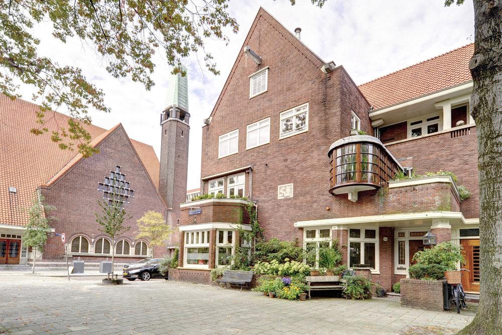 Verbouwing jaren 30 woning |Amsterdam Zuid