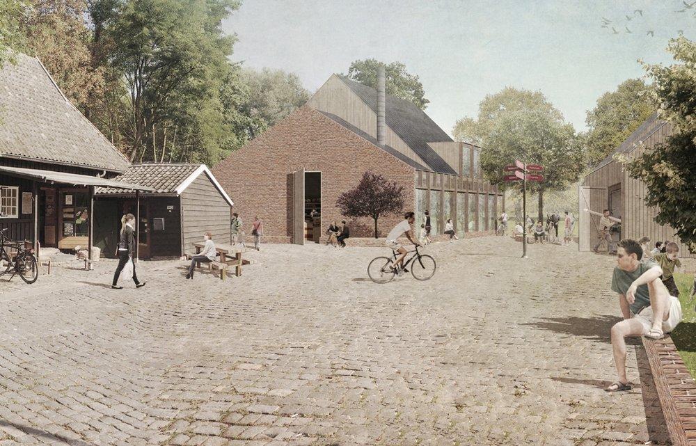 Bedrijfsverzamelgebouw Genneper Parken | Eindhoven