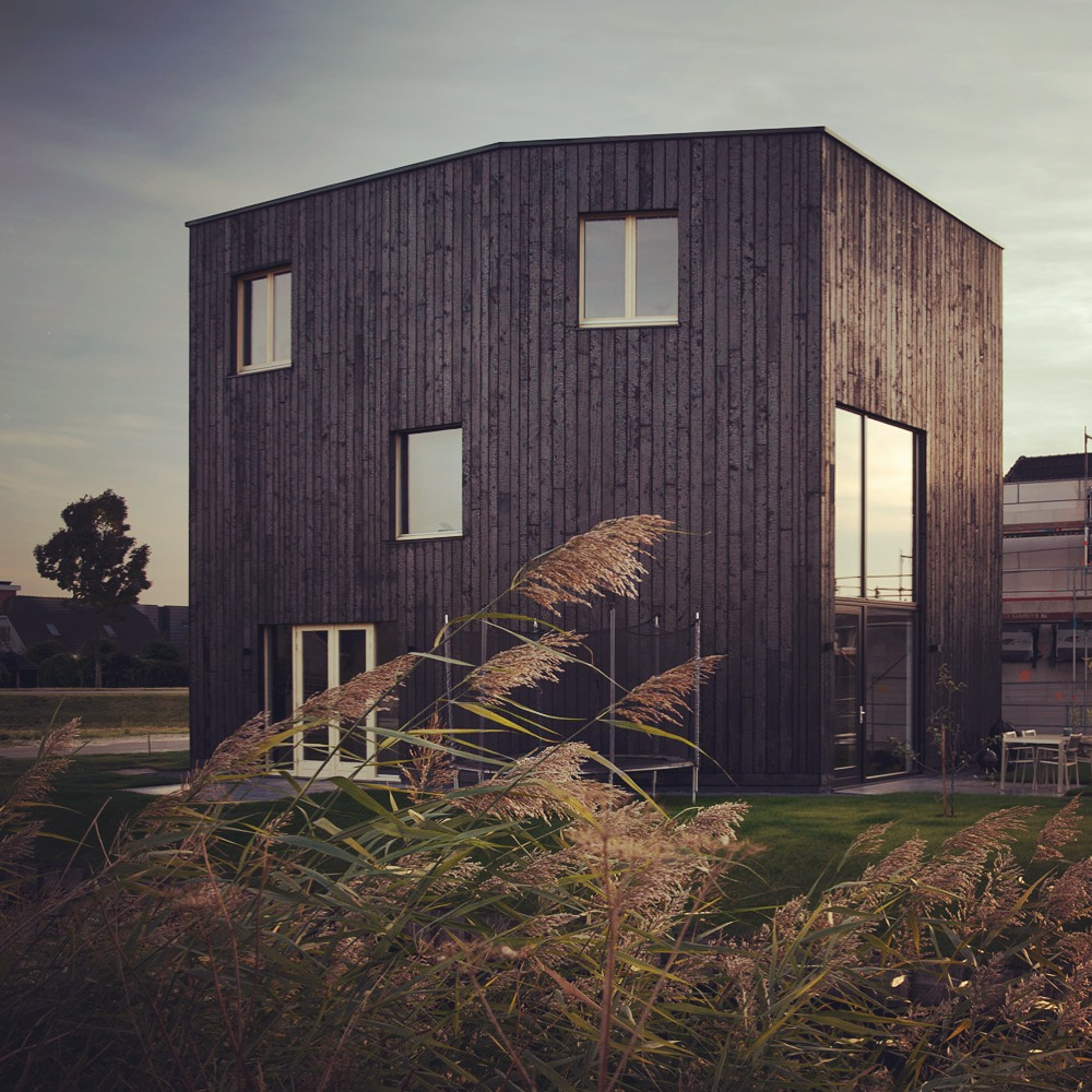 Charcoal House | Rotterdam