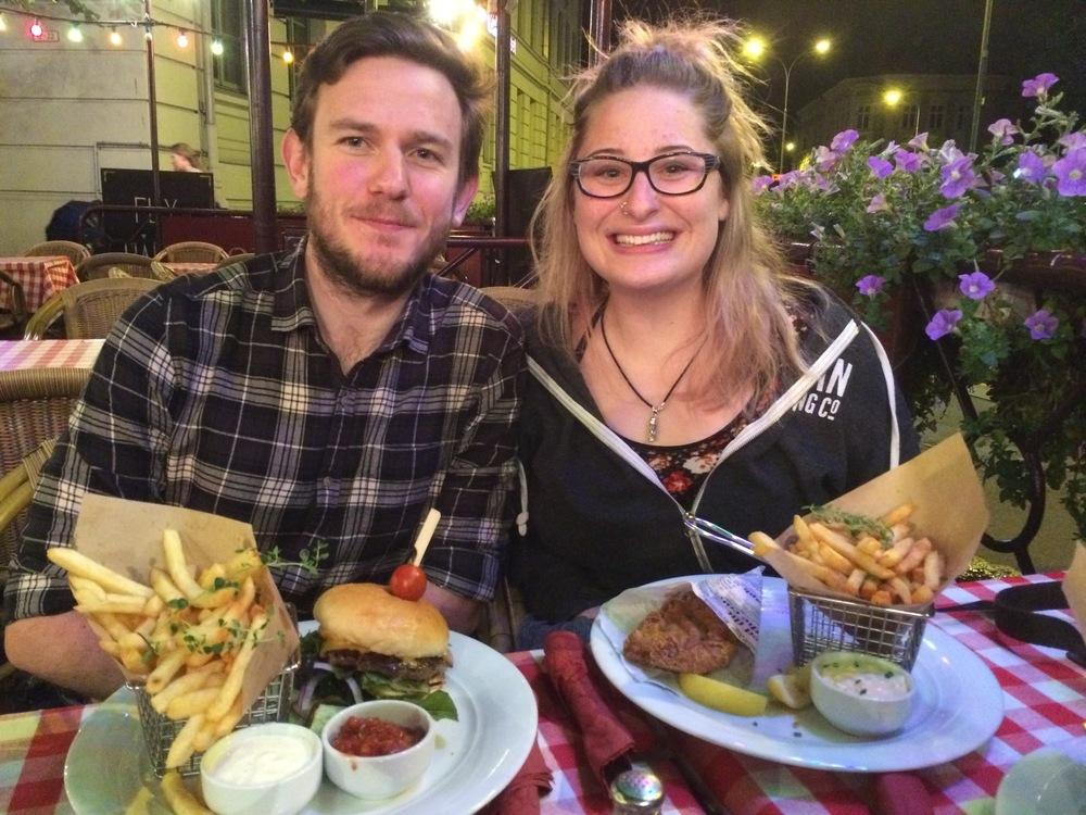 Burgers @ Lorry