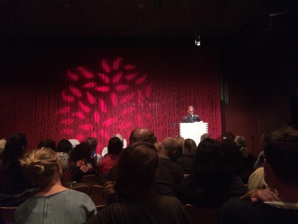 Teju Cole @ Oslo Literaturhusset