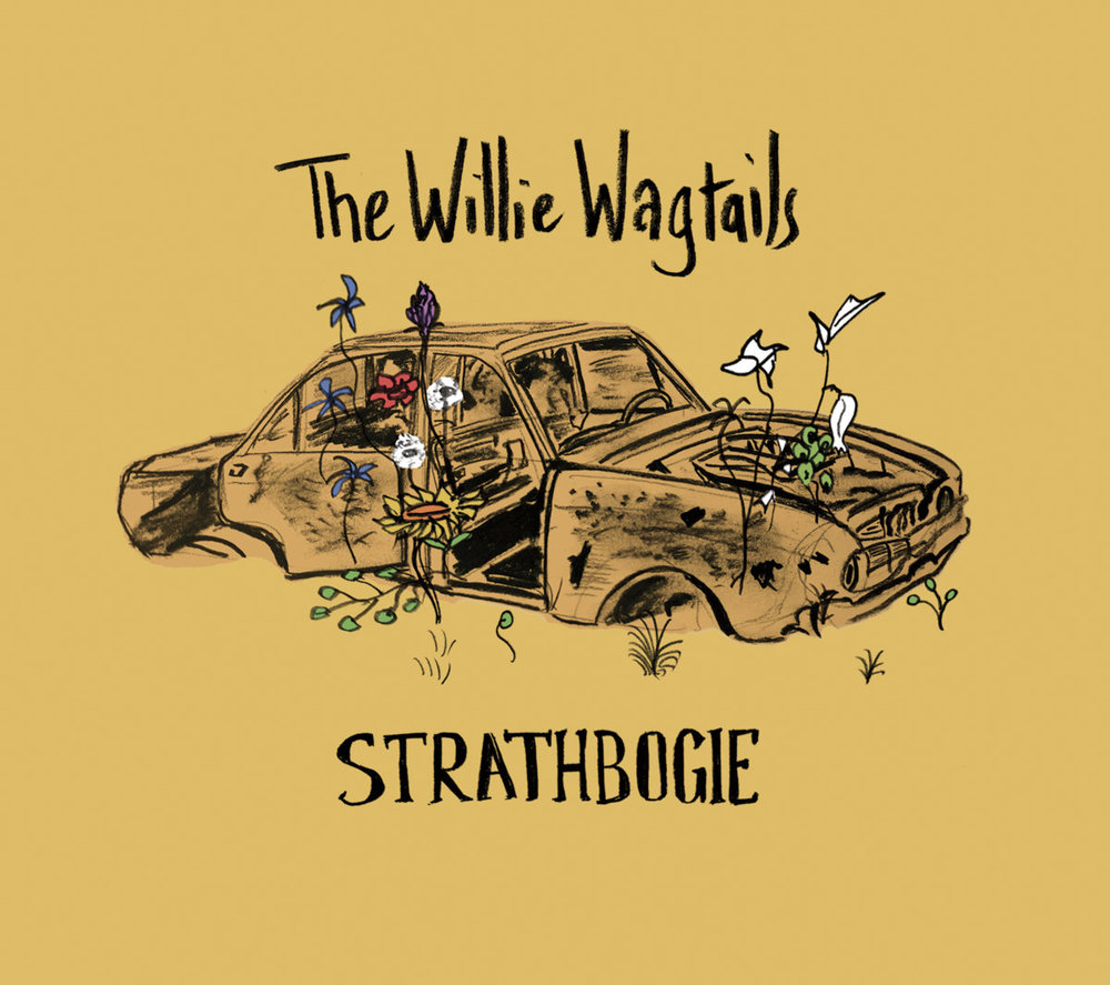 The Willie Wagtails - Strathbogie