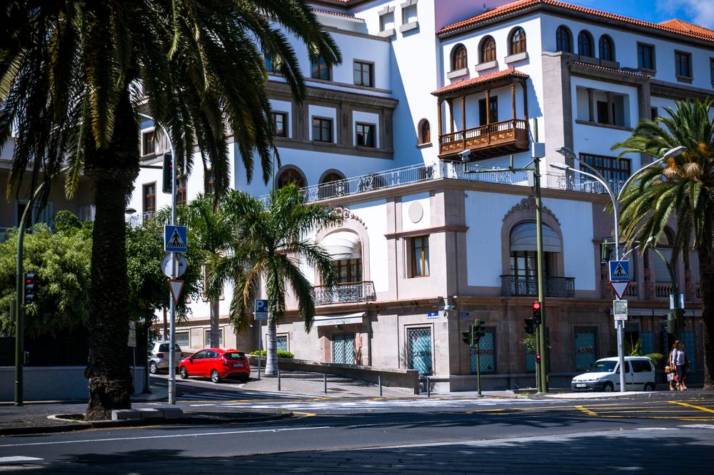 Where:  Doctor José Naveiras, 38, 38004 Santa Cruz de Tenerife;  When: June 11-12, 2016