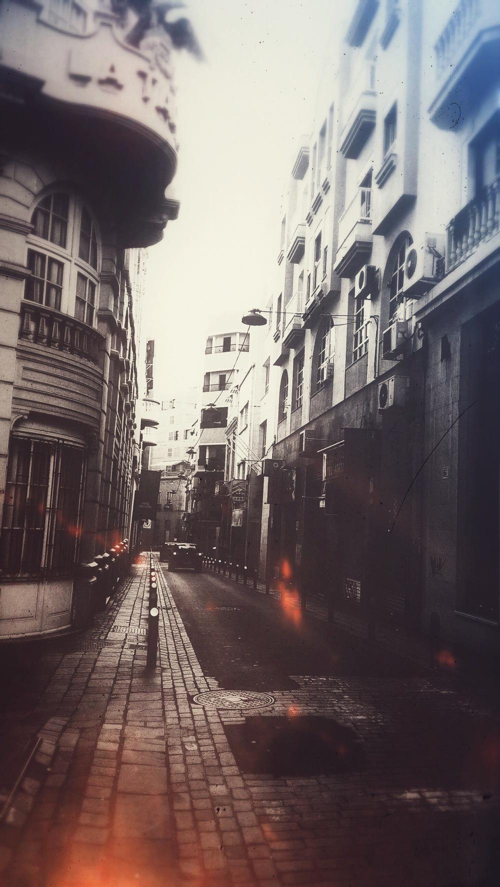 City streets, S.C. Tenerife