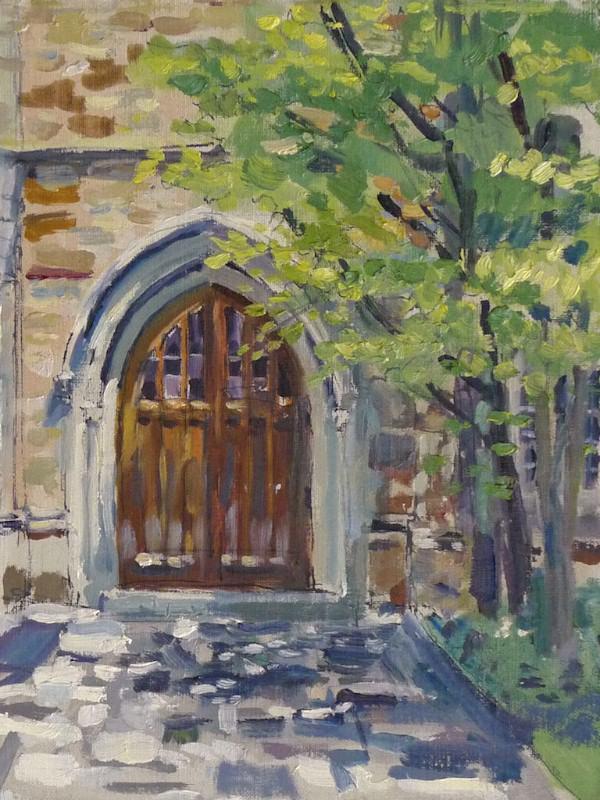 Mystery Door at Idlewild