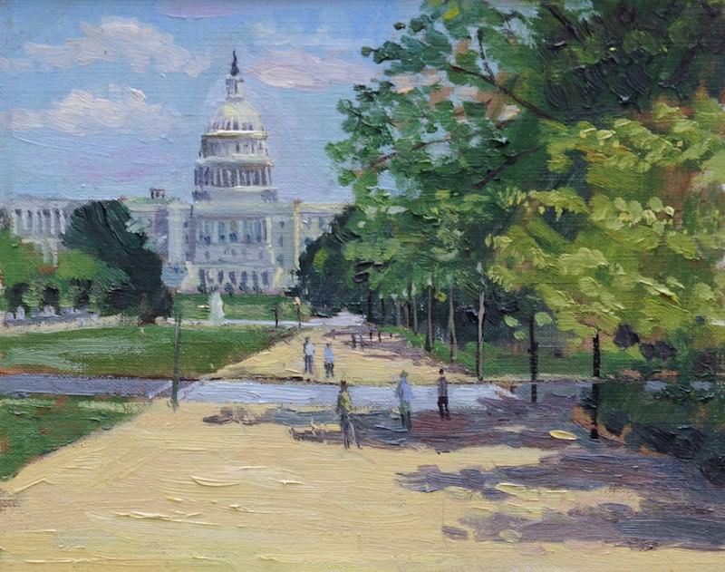 Promenade to the Capitol