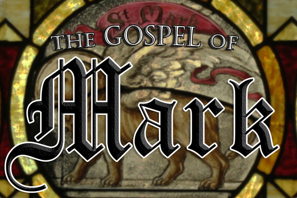 The Gospel of Mark Logo