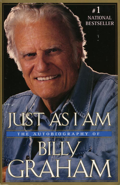Just As I Am, by Billy Graham