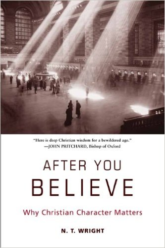 After You Believe Book Cover