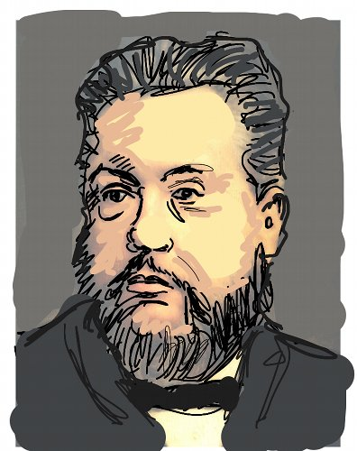 Spurgeon Drawing