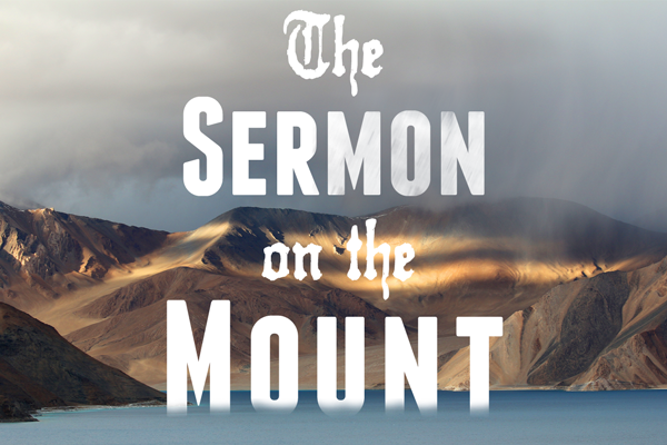 The Sermon on the Mount Logo