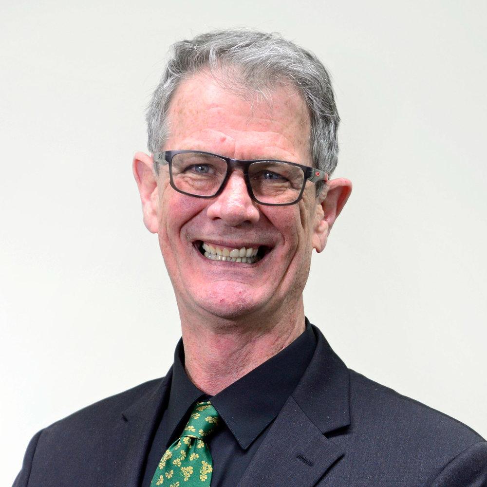 Paul Hurst, Assistant Pastor